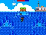 The New Zealand Story SEGA Master System Dead in the water