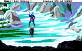 Hero's Quest: So You Want To Be A Hero DOS Brauggi