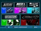 Moto Racer 2 PlayStation Championship mode, you must play the other championships to unlock the Ultimate championship