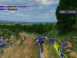 Moto Racer 2 PlayStation Making some air tricks in dirt tracks are dangerous, so don't try this in house