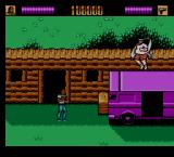 Lethal Weapon NES Fight with fat guy.