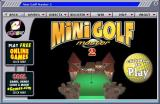 Mini Golf Master 2 Windows The install process puts a game browser onto the pc through which this, and other e-Games titles, can be accessed.