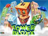 Tower Bloxx Browser Title screen