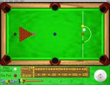 Snooker 147 Windows The game screen before a match starts. The game runs in a window with game control options accessed via the top menu bar