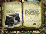 Mystery Case Files: Return to Ravenhearst iPad Case file / journal