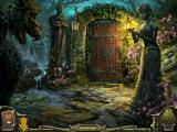 Mystery Case Files: Return to Ravenhearst iPad  Garden statues