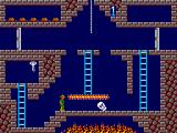 Montezuma's Revenge SEGA Master System Watch out for the rolling skull