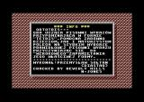 Ortotris Commodore 64 Game info