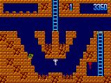 "Montezuma's Revenge SEGA Master System ""Help! I fell down and can't get up"""