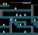 Super Lode Runner NES Two-player game