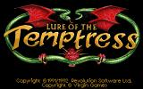 Lure of the Temptress Amiga Title