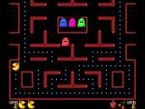 Ms. Pac-Man SEGA Master System Level 2