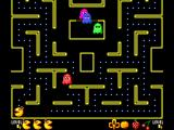 Ms. Pac-Man SEGA Master System Level 4