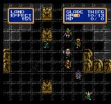 Shining Force II Genesis Strategy in underground hall