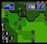 Shining Force II Genesis Chester vs goblin