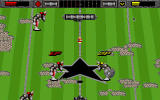 Brutal Sports Football DOS Sword  and shield. Who wins?