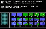 The Ancient Art of War at Sea DOS Make Campaign / Needs blank disk on Drive A or B (EGA/Tandy)