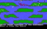 The Ancient Art of War at Sea DOS Oops, White Crown captured! / Campaign:The Race for the Crown (EGA/Tandy)