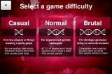 Plague Inc. iPhone Select a game difficulty.