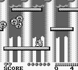 Bubble Bobble: Part 2 Game Boy Eat this!