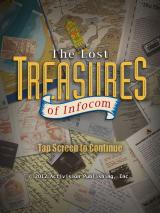 Lost Treasures of Infocom iPad Title