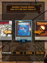 Lost Treasures of Infocom iPad Select from any of the classic titles