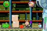 Spy Muppets: License to Croak Game Boy Advance Vegetables fight