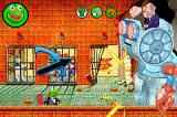 Spy Muppets: License to Croak Game Boy Advance Final Fight