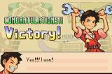 Advance Wars Game Boy Advance Victory!
