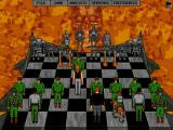 Terminator 2: Judgment Day - Chess Wars DOS Pieces moved