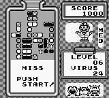 Dr. Mario Game Boy Ouch, again?