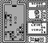 Dr. Mario Game Boy It's too fast!