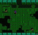 The Uncanny X-Men NES Strange underground passages