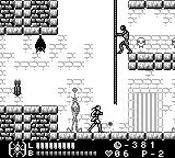 Castlevania Legends Game Boy Hidden stage