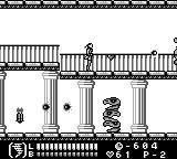 Castlevania Legends Game Boy Level 2: Ah, I've been missing these familiar enemies