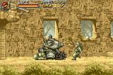 Metal Slug Advance Game Boy Advance Metal slug - classic vehicle.