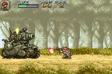 Metal Slug Advance Game Boy Advance Destroy BIG tank? No problem!