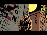 Rorschach. Comics intro.