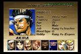 Virtua Fighter Remix SEGA Saturn Player Selection