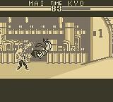 The King of Fighters '95 Game Boy Mai Vs Kyo