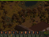 Jagged Alliance 2: Wildfire Windows First dead body.