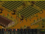 Jagged Alliance 2: Wildfire Windows Battle on the village