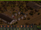Jagged Alliance 2: Wildfire Windows Next enemy to kill. And... my turn ;)