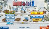 Build-a-lot 3: Passport to Europe Android Main menu