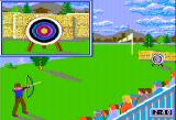 The Games: Summer Edition Apple II Archery
