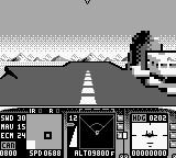 F-15 Strike Eagle Game Boy Prepare to mission