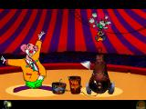 Circus! Windows 3.x Catch the parrot with the living cannonball clown