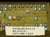 Ganba no Bōken: The Puzzle Action PlayStation The tutorial level teaches the player the basics before the real game starts.