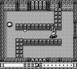 Fortified Zone Game Boy Girl in action