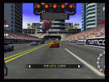 Ridge Racer 64 Nintendo 64 START!
